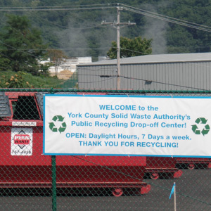 Recycling  Drop-Off<br> Facility