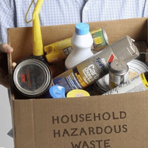 Household Hazardous<br>Waste Event