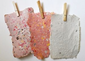 Nature Activities - Make Recycled Paper! - Riverfront North ... | 216x300
