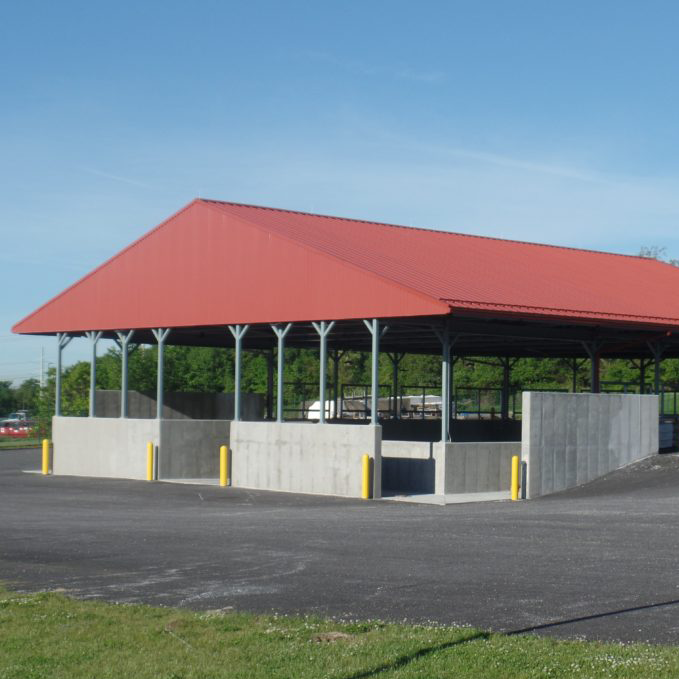 Small Load<br>Drop-Off Facility
